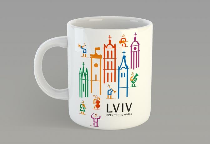 Дивись: у Львові презентували оновлений логотип міста фото 9