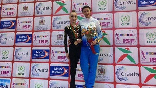 Фото: Федерація гімнастики України