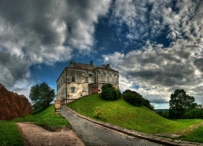 фото: facebook.com/pages/Olesko-Castle