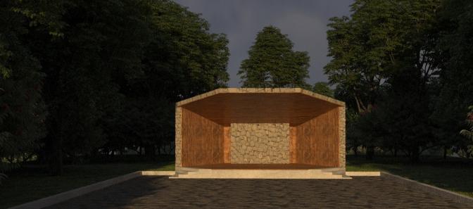 Літературний сквер, європейський дворик, життя на даху: які простори планують облаштувати у Львові фото 9