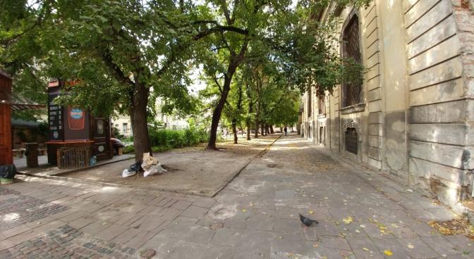 Літературний сквер, європейський дворик, життя на даху: які простори планують облаштувати у Львові фото 6