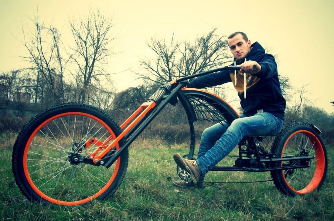 Ровер власноруч. Як львів янин майструє унікальні велосипеди 32a6ecdf18467