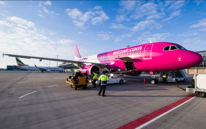 Wizz Air та LOT проводять розпродаж авіаквитків зі Львова 7ea9e16d8ea8a