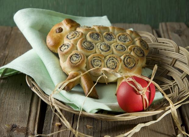 баранчик па Пасху