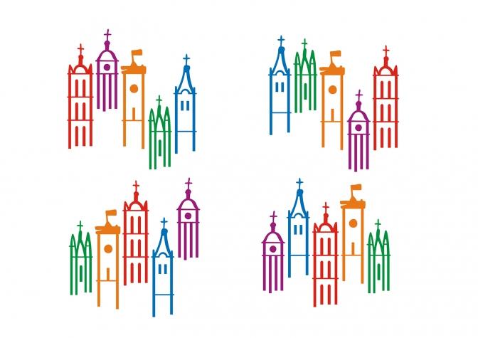 Дивись: у Львові презентували оновлений логотип міста фото 1