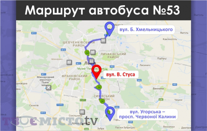 Нові схеми руху: які львівські автобуси змінять свої маршрути фото 6