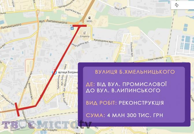 Нові дороги, наземний перехід та велодоріжки: що зміниться в Шевченківському районі фото 4