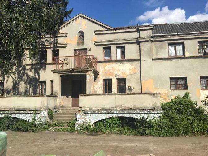 У Львові планують забудувати територію «Перо-пухової фабрики»