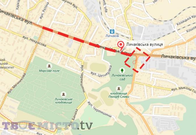 Дізнайся: які дороги відремонтують у Личаківському районі Львова фото 2