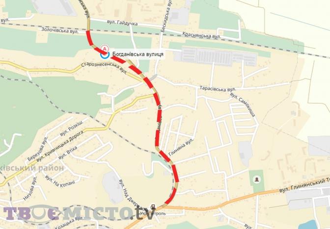 Дізнайся: які дороги відремонтують у Личаківському районі Львова фото 1
