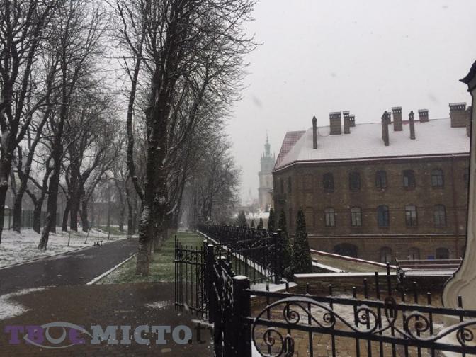 Перший сніг та мороз. Прогноз погоди у Львові на тиждень 2ff72c56bf9fd