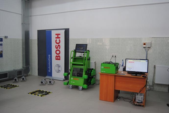 Bosch возобновил соревнования сервисных центров диагностического и гаражного оборудования