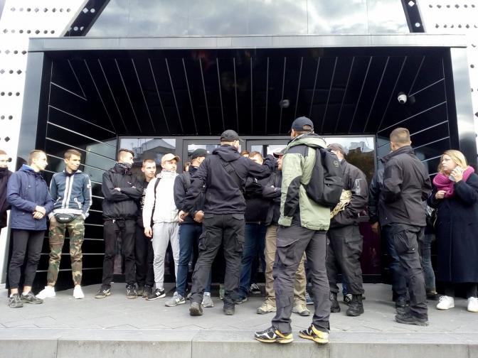 фото: сторінка Львівської міської організації Добровольчого батальйону ОУН у Facebook