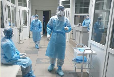 У інфекційній лікарні Львова – 7 нових пацієнтів з підозрою на коронавірус.  Доповнено