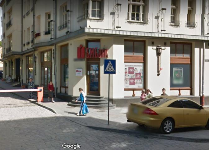 З'явилися подробиці пожежі уросійських банках уЛьвові