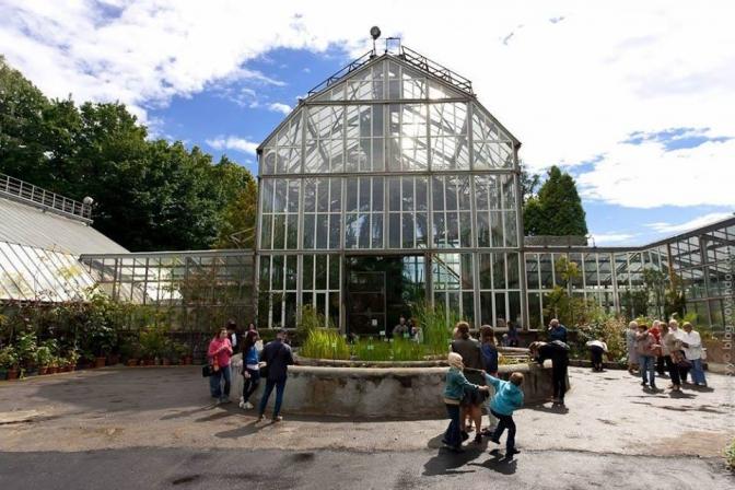 фото: facebook-сторінка Ботанічного саду ЛНУ ім. Франка