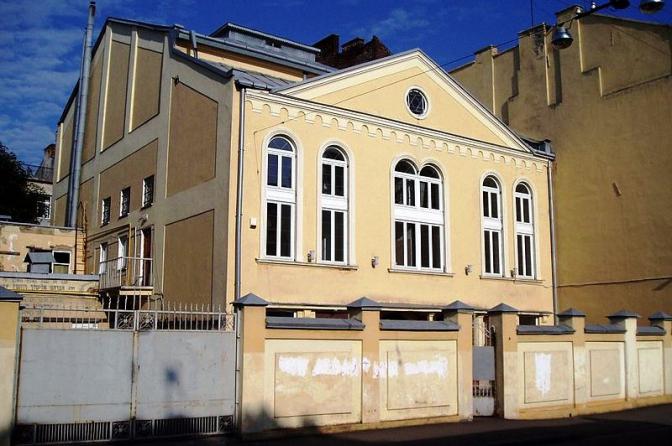 Поліція розслідує факт вандалізму проти синагоги
