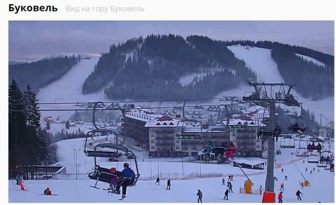 Вихідні на лижах: актуальні ціни на курортах біля Львова фото