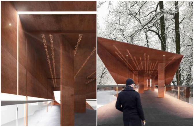 Дивись: у Львові обрали три ідеї облаштування простору пам'яті Небесної Сотні фото 3
