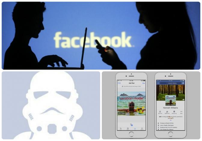 Facebook дозволить завантажувати впрофіль відео замість фотографії