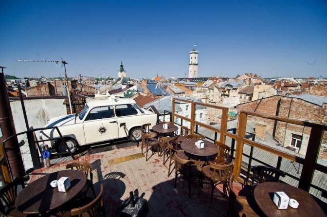 Топ оглядових майданчиків: де можна побачити найкращі панорами Львова фото 4