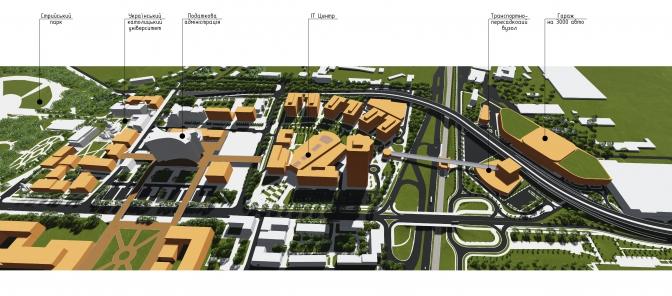 Як це виглядатиме: у Львові збудують маштабний ІТ-центр та транспортний хаб фото 1