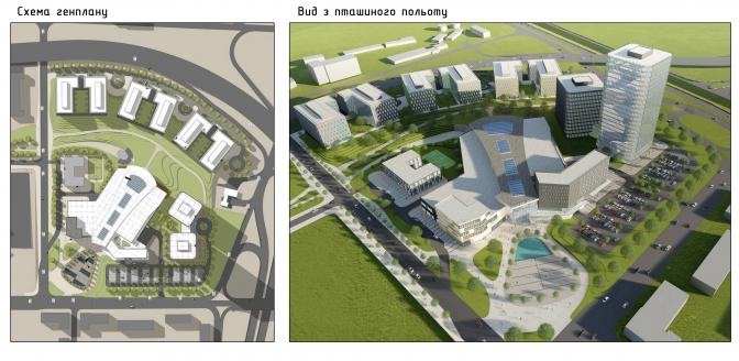 Як це виглядатиме: у Львові збудують маштабний ІТ-центр та транспортний хаб фото