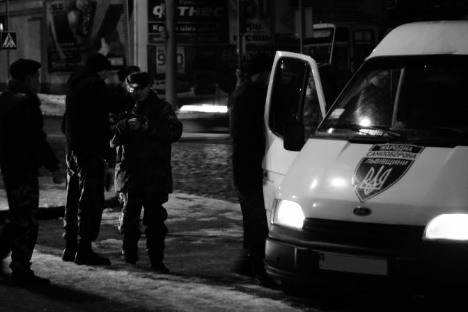 """""""Атовці"""" з поліцією спільно патрулюватимуть Прикарпаття"""