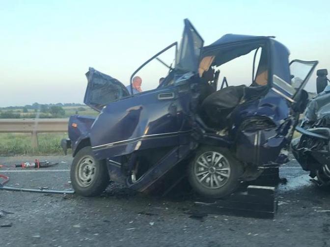 ДТП уЛьвівській області: п'ятеро поранених і двоє загиблих