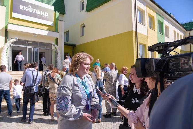 У формі гри: у Львові відкрили школу нового формату фото 2