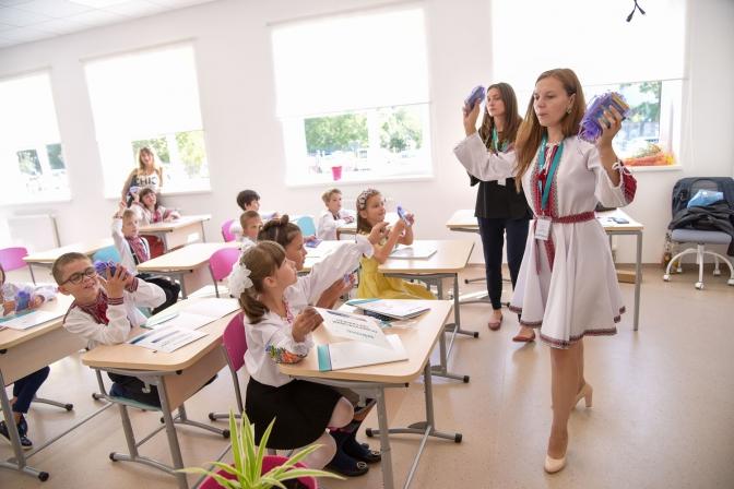 У формі гри: у Львові відкрили школу нового формату фото 5