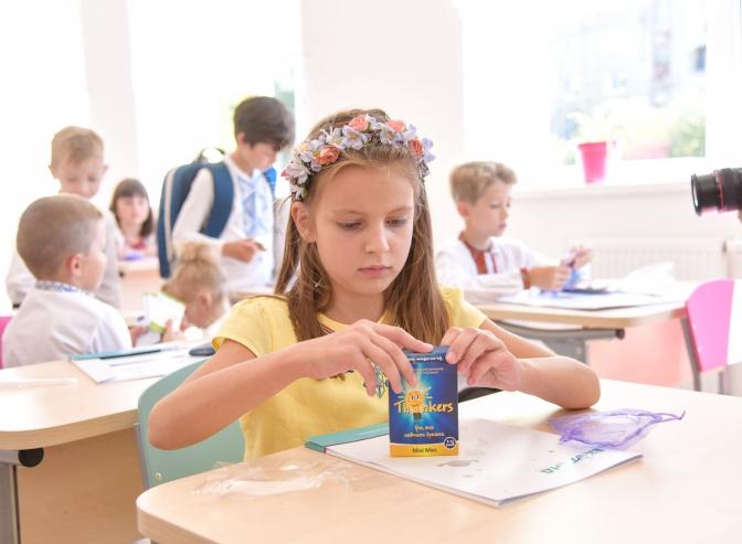 У формі гри: у Львові відкрили школу нового формату фото 7