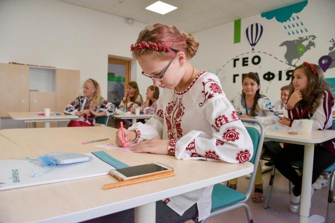У формі гри: у Львові відкрили школу нового формату фото