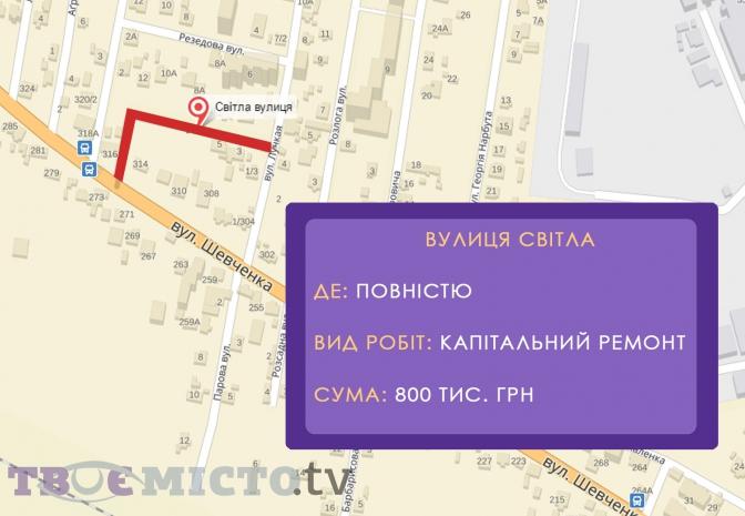 Нові дороги, наземний перехід та велодоріжки: що зміниться в Шевченківському районі фото 8