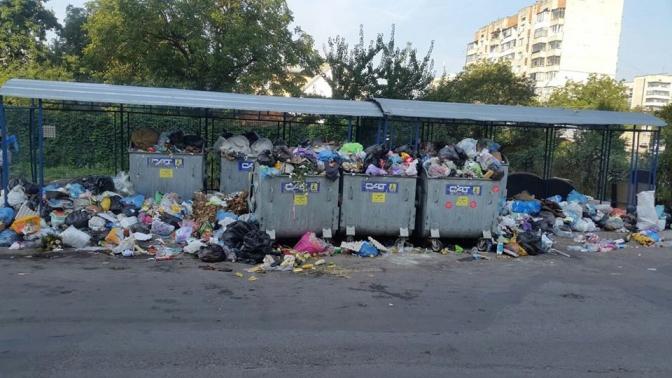 Отримай відповідь: куди скаржитись у Львові на переповнені смітники фото 1