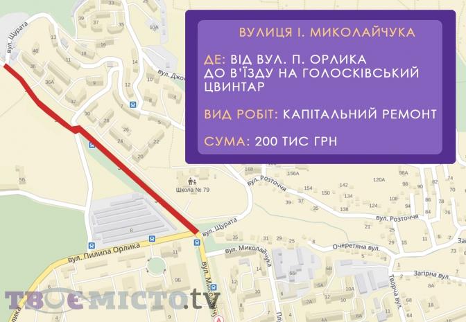 Нові дороги, наземний перехід та велодоріжки: що зміниться в Шевченківському районі фото 10
