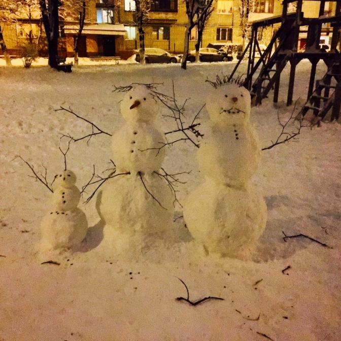 Зимовий настрій: соцмережі заполонили фото засніженого Львова й Карпат фото 8