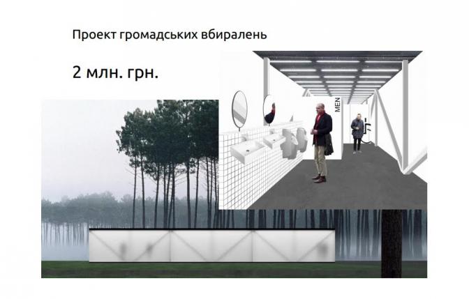 Чисті водойми та нові туалети: як зміниться Стрийський парк фото 5