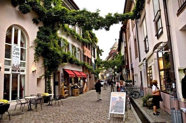 фото ілюстративне: район Фаубан (Vauban) у німецькому Фрайбурзі (фото із соцмереж)