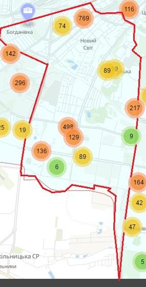 Крадіжки, шахрайство, грабежі: мапа найнебезпечніших районів Львова фото 3