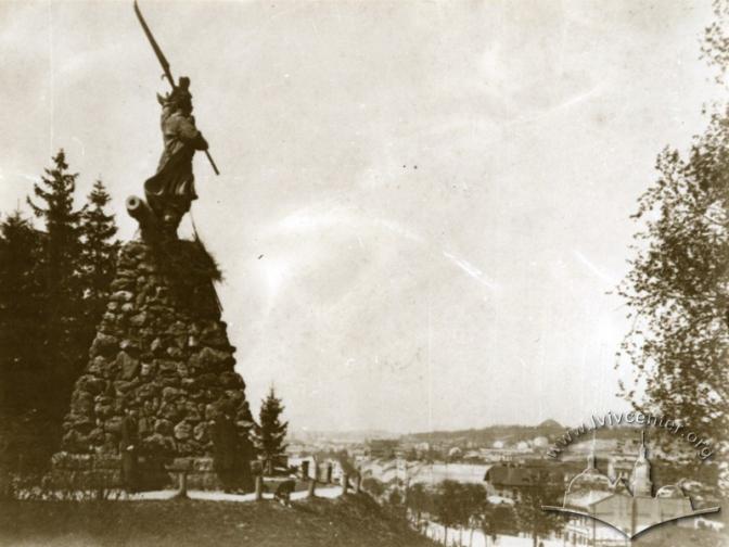 Колись і тепер: як виглядали львівські парки фото 11