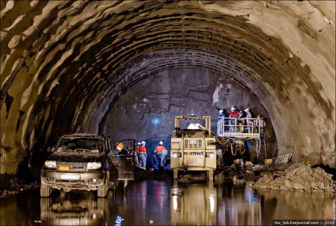 У 2017 році новим Бескидським тунелем проїдуть потяги