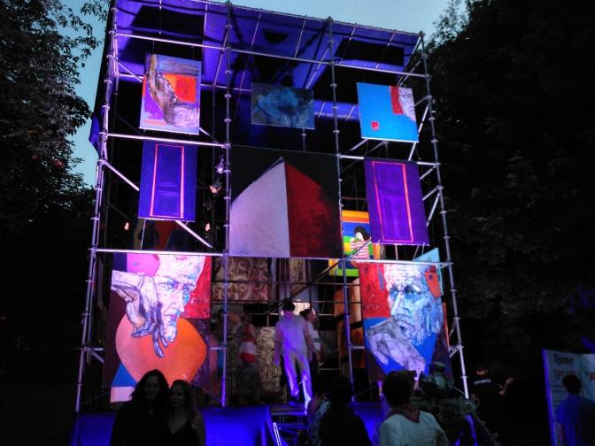 project 'Art Cube'