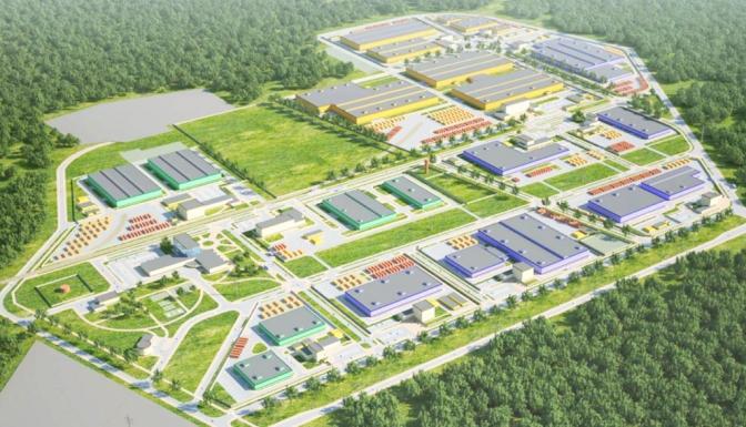 На Львівщині може з'явитись індустріальний парк на 20 гектарів