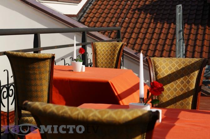 Тераса на даху готелю «Леополіс» 3e78dff0ab01f
