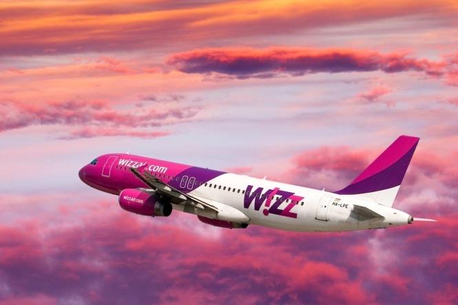 Wizz Air, Lviv - London