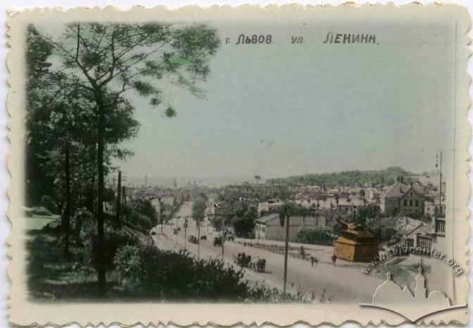 Колись і тепер: як виглядали львівські парки фото 4