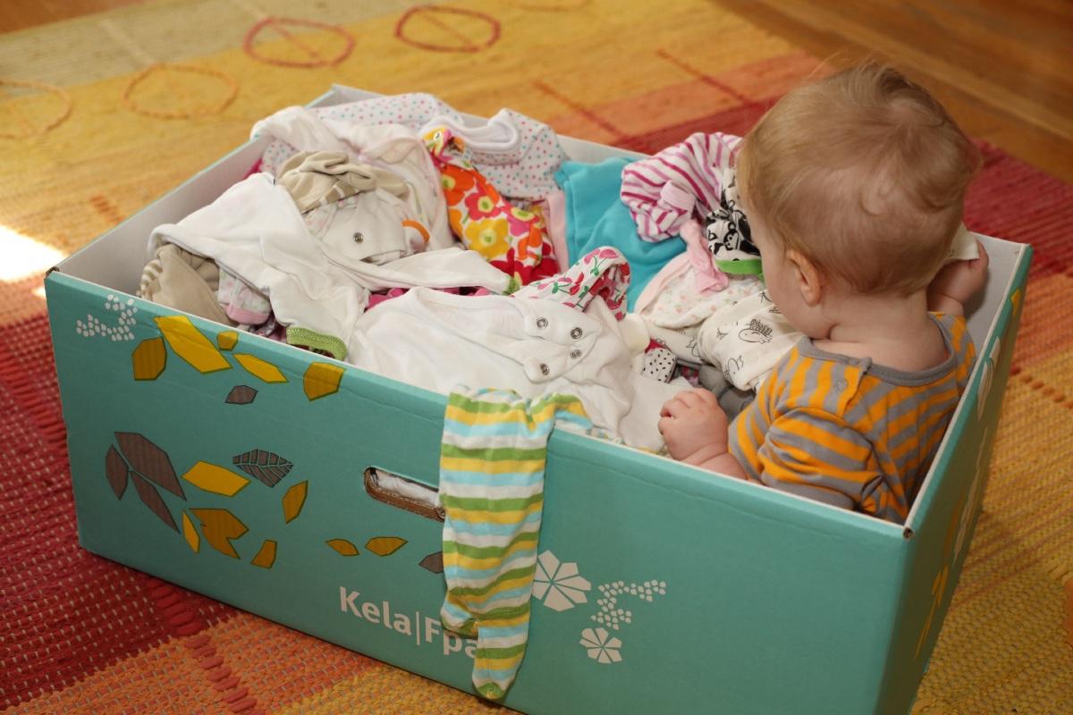 """Закарпаття отримає нову партію """"пакунків малюка"""""""