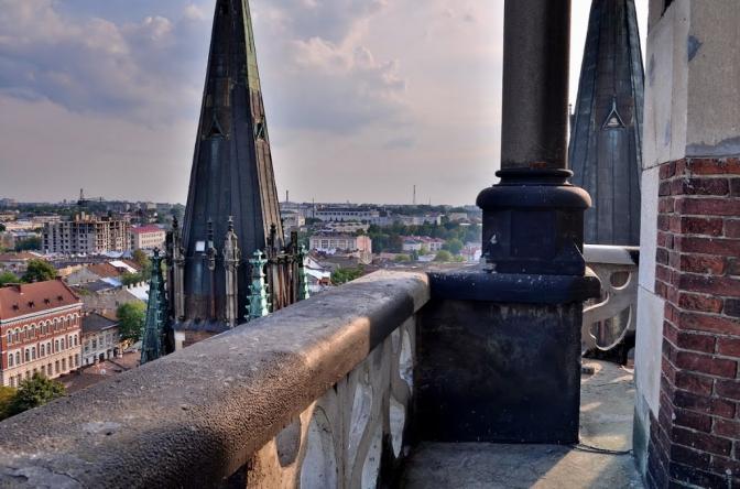 Топ оглядових майданчиків: де можна побачити найкращі панорами Львова фото 1