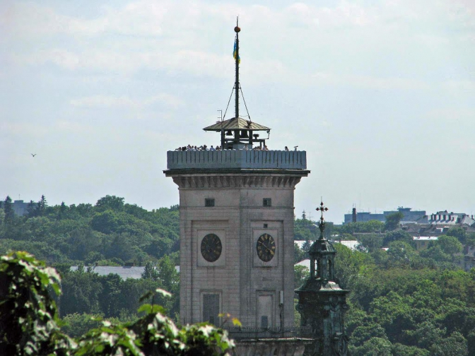 Топ оглядових майданчиків: де можна побачити найкращі панорами Львова фото 2
